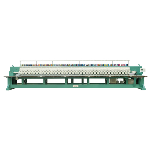 40 head lace embroidery machine
