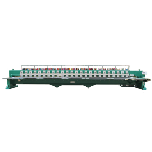 24 Heads High Speed Embroidery Machine