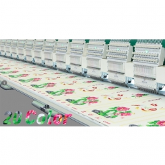 20 Needles High Speed Embroidery Machine