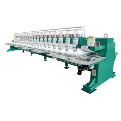 HFVT New Model Flat Embroidery Machine